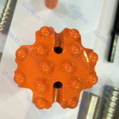 Bench Drilling T45 Thread Button Bit