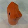 Tapered rock drill bit