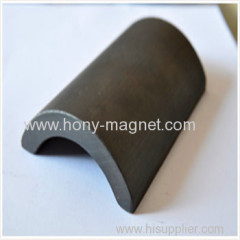 High performance ndfeb dc motor permanent magnet