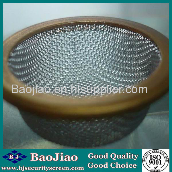 Wire Mesh Filter Disc/ Stainless Steel Woven Filter Disc/314 316 ...