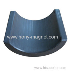 Bonded tile neodymium magnet for counter