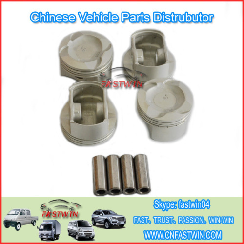OEM 1004020GG010 piston with pin for JAC VVT