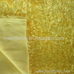100% Polyester Plush Toys Fabric