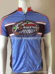 Men's digital printed racing wear