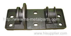 Railway Investment casting clips