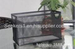 Metal Vertical File Basket