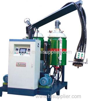 Automatic PU Decorative line Foaming Machine pu foam sheet LZ-907
