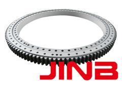 JINB with flange slewing ring VLU VLI turntable bearing