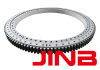 JINB with flange slewing ball bearing - JINB