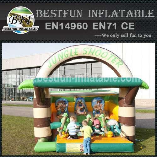 avengers inflatable bouncy slide