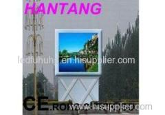 Outdoor P16 full color LED display
