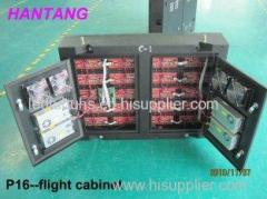 Flight LED Cabinets For p16