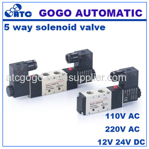 Electric 9v 12v 24v 110v 220v 100v 230v solenoid for valve plug wire lead type connector