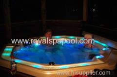 Outdoor spa pool Spa Tub