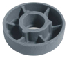 Agricultural equipment parts bearing seat