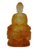 Liu li (Colored Glaze) Medicine Buddha