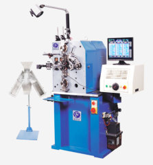 0.15-1.6mm full-function computer spring coiling machine