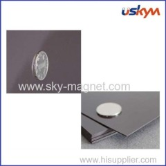 rubber soft magnetic sheet