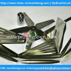 made in China Precision Customized Cnc Machining metal Parts service