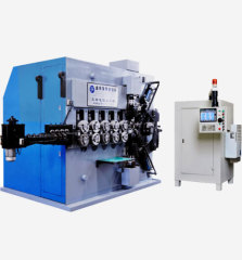 full-function spring coiling machines