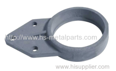 Agricultural equipment parts bearing pedestal