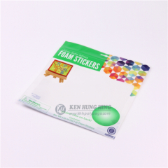 Plastic High Quality bags with Zipper for Toys packaging