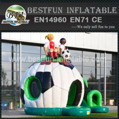 best selling inflatable bouncy slide