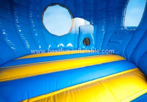 Bouncy castle Disco Circus Fun