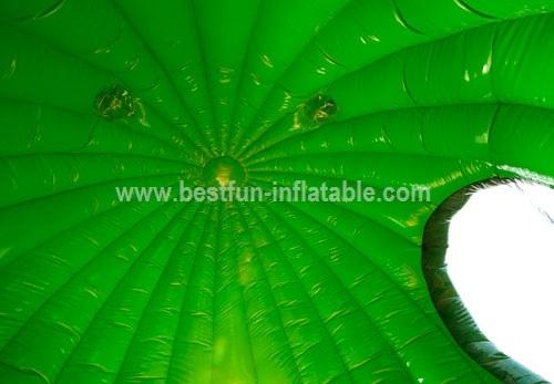 Bouncy castle Disco Jungle Fun