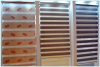 Metal bracket polyester or sunscreen roller curtain blinds for office