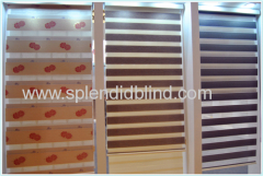 Metal bracket polyester or sunscreen fabric roller blinds