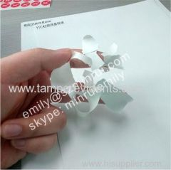 Security Destructible Tamper Evident Label Materials In A4 Sheets