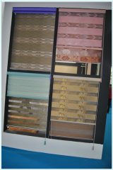 Roll shade/polyester roller blind/roller blinds shades