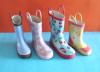 Children Various Rain Shoes, Kid Rubber Boots, Rubber Rain Boots