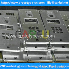 high Precision CNC Machine Machining metal parts manufacturer in China