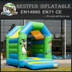 Air inflatable bounce house