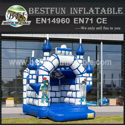 Adventure inflatable bounce house