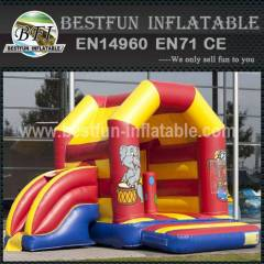 Amazing inflatable bounce house