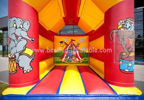 Bouncy castle Midi Circus