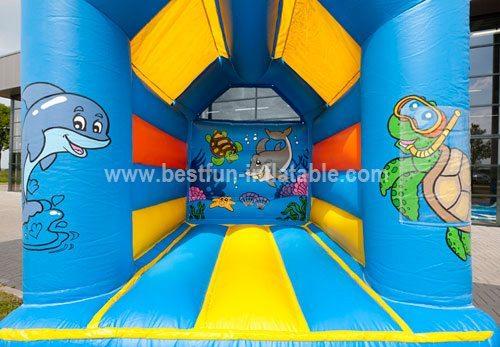 Bouncy castle Midi Marin