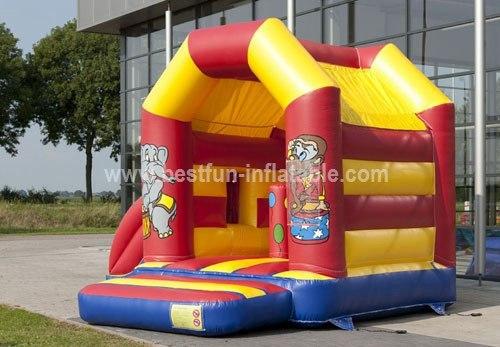Inflatable Midi Multifun circus