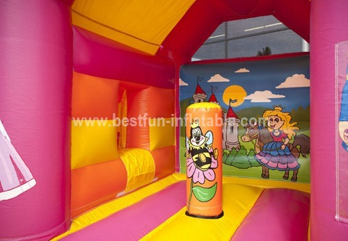 Midi Multifun princess Inflatable