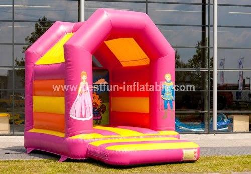 Midi Princess bouncy castle