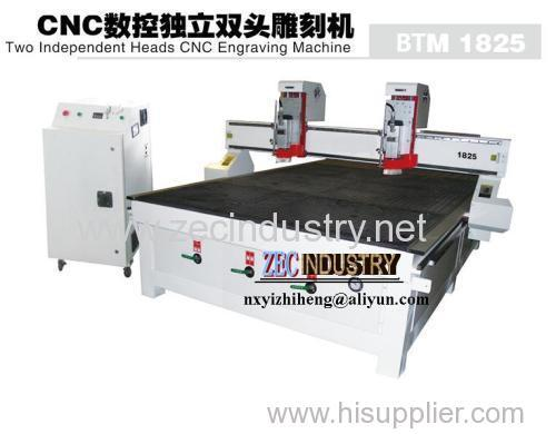 CNC Engraving Machine/ CNC Router - Row Type ATC Woodworking Router