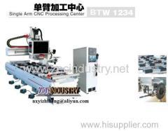 CNC Engraving Machine / CNC Router - Single Arm CNC Processing Center