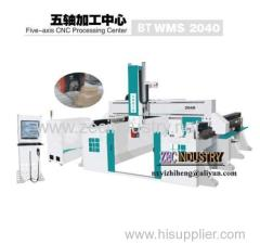 CNC Engraving Machine-CNC Router - Five-axis Processing Center