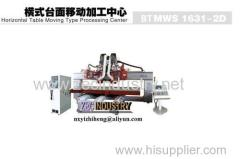 CNC Engraving Machine-CNC Router - Horizontal Table Moving Type Processing Center