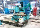 Industrial Boiler Header Grinding Machine With Sand Wheel Abrasive Belt
