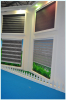 Ready made curtain/polyester roller blind/roller shade