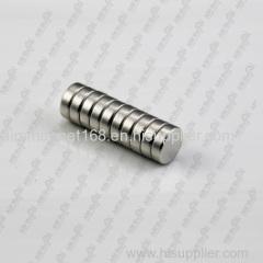 Strong D10 x 6mm disc ndfeb magnet